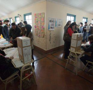 Argentina: El 69% de los votantes ya sufragó en elecciones legislativas