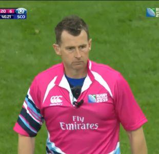 Nigel Owens: El carismático árbitro de la final del mundial de rugby