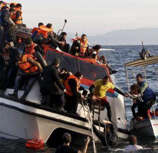 Naufragios en Kalymnos y Rodas dejan veintena de muertos