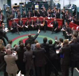 Bolsa de Madrid abre en fuerte alza tras el discurso de Puigdemont