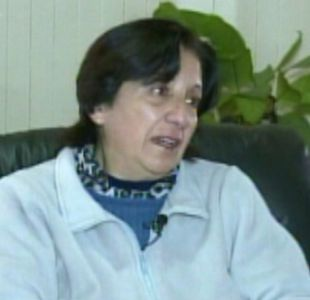 Madre de joven desaparecido viaja a Europa para buscar a su hijo