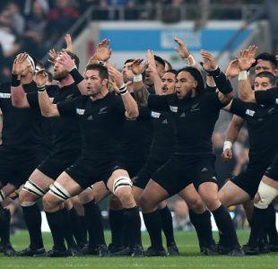 ¡Estremecedor! El Haka de los All Blacks en la final del Mundial de Rugby