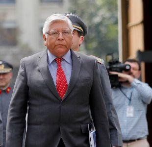 Gabriel Gaspar por visita de Choquehuanca: A Chile nadie lo viene a inspeccionar