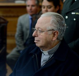 Fernando Karadima termina de declarar por demanda civil