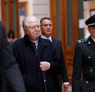 Denunciantes arremeten contra el Arzobispado tras declaración de Karadima