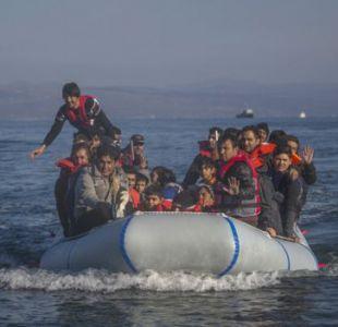 Miles de inmigrantes siguen llegando diariamente a las islas griegas.