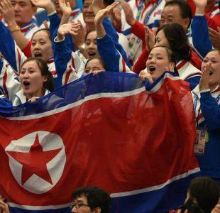¿Se podrá ver una imagen similar en Pyongyang en 2018?
