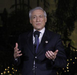 Cancillería anuncia que inició gestiones por chileno detenido en Venezuela