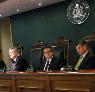 Colusión: Tribunal Constitucional suspende tramitación de causa penal