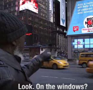 [VIDEO] La impresionante reacción de un hombre que salió al mundo tras pasar 44 años en prisión
