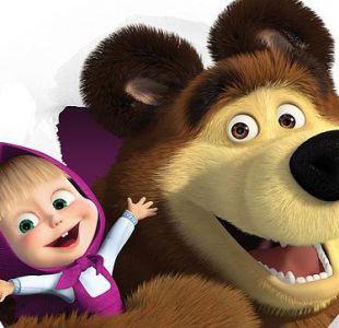 """""""Masha y el oso"""""""