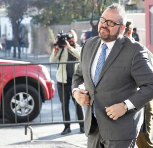 Caso Caval: Fiscalía se opondrá a sobreseimiento de Dávalos