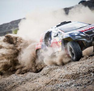 [FOTOS] Las increíbles postales que entrega el Rally Dakar