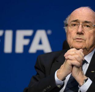 Blatter ganó 3,7 millones de dólares y FIFA perdió 122 millones en 2015
