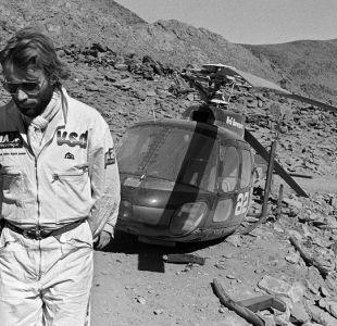 [FOTOS] Conoce al creador del exigente y afamado Rally Dakar