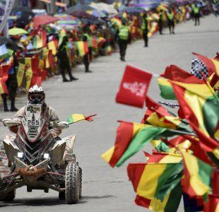 [FOTOS] Las imágenes más curiosas del Rally Dakar que llega a Bolivia