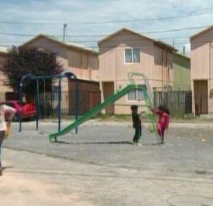 Demolerán 500 viviendas sociales en Coronel por malas condiciones