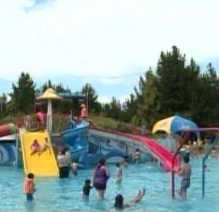Parque acuático sorprende a vacacionantes de Quillón
