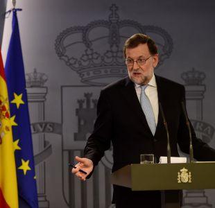 Rajoy advierte que no permitirá ningún acto contra la unidad de España desde Cataluña