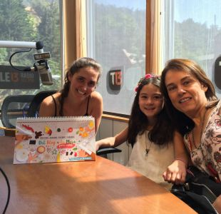 Autoras del libro Del blog a la mesa para niños enseñan cocina de una manera lúdica