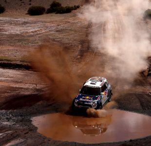[FOTOS] Los exóticos parajes que recorren los competidores del Rally Dakar
