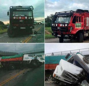 Otro accidente fatal empaña el Rally Dakar 2016