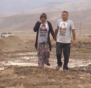 La lucha de las familias que aún buscan a desaparecidos del aluvión en Atacama