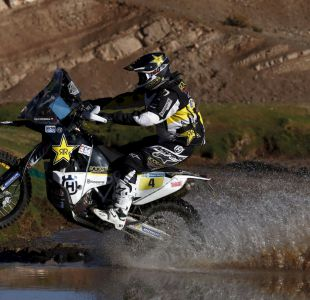 Día 10 del Dakar: Pablo Quintanilla finaliza en el 6° lugar y pierde lugar en el podio