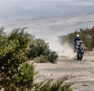 Los sectores de dunas marcaron la décima jornada del Dakar
