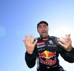 [FOTOS] Stéphane Peterhansel: El hombre récord del Rally Dakar