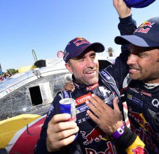 Sigue haciendo historia: Peterhansel ganó el Dakar en autos y suma su 12° título