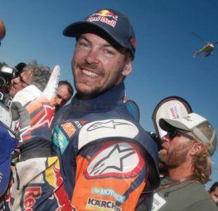 Motos: El australiano Toby Price gana su primer Rally Dakar
