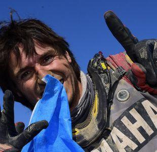 La corona se queda en Argentina: Marcos Patronelli logra el título en quads