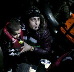 Cerca de 7 mil refugiados esperan en Grecia para cruzar la frontera con Macedonia