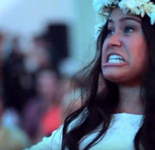 Inclusión cultural: Tradicional Haka se celebra en medio de una boda neozelandesa
