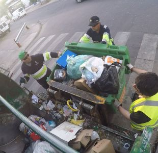 Recolectores de basura anticipan paro nacional para el próximo martes