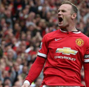 Wayne Rooney no se mueve del Manchester United tras rechazar millonaria oferta del fútbol chino