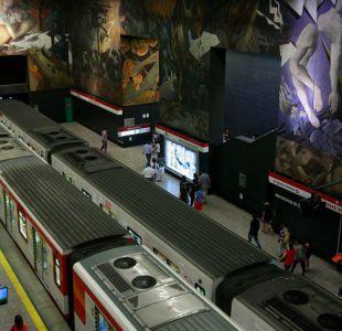 Director de Transporte Metropolitano defendió alza de tarifas en Metro