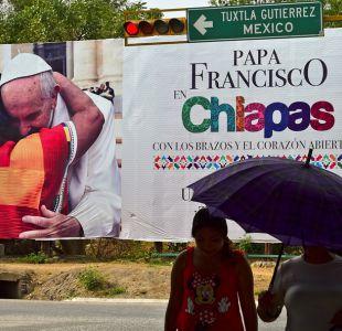 Francisco se reunirá este lunes con indígenas de Chiapas