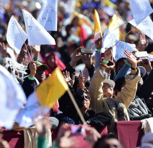 [Minuto a Minuto] Papa Francisco inicia misa en San Cristóbal de las Casas
