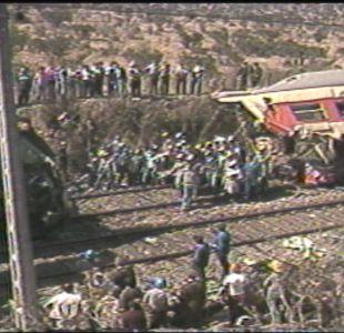 ¿Cómo ocurrió la peor tragedia ferroviaria de Chile?