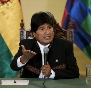 Evo Morales asegura que funcionario de cancillería chilena admitió desvío de aguas del Silala