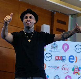 Nicky Jam: Festival nunca ha llevado un artista urbano como yo