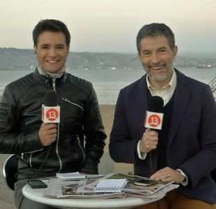 [VIDEO] Manuel Maira y Paulo Ramírez comentan la noche anglo del Festival de Viña