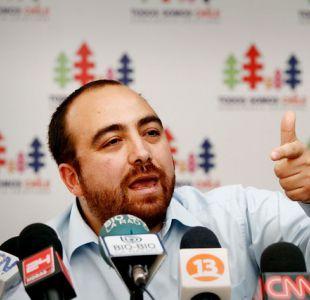 """Fuad Chahín: """"Ir a primarias de la Nueva Mayoría con un DC sería un saludo a la bandera"""""""