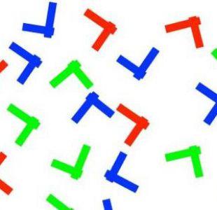 Pon a prueba tu atención: ¿En cuánto rato encuentras la letra T?