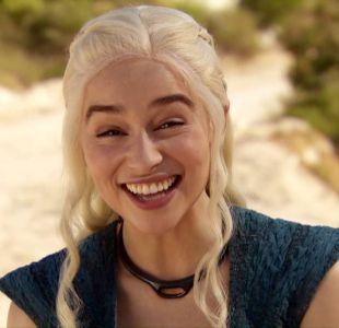 Emilia Clarke mostró su cambio de look para el final de Game of Thrones