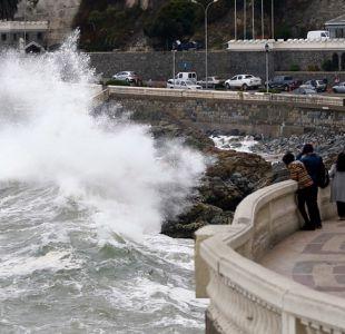 Armada advierte de marejadas anormales en litoral central este fin de semana