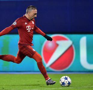 No fue seducido por los millones: Ribery revela que rechazó oferta desde el fútbol chino