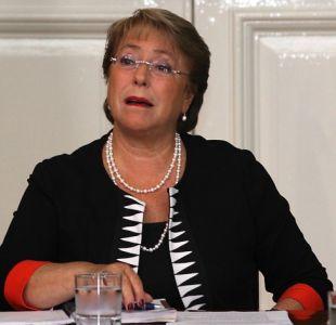 Defensor público representará a Bachelet en solicitud de la Fiscalía por caso tsunami